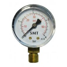 3004N0002V SMT- манометр 4 бар вертикальный 1/4 штуцер