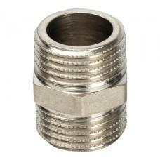 SFT-0004-001212 STOUT Ниппель HH никелированный 1/2