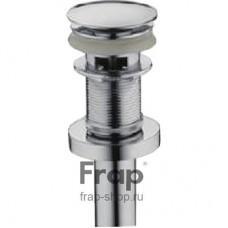 Выпуск для керамической раковины F65-2 (FRAP) с переливом