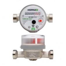 Счетчик воды СВКМ15У антимагнитный (Ду15, L110, включает КМЧ, 6 лет)